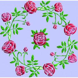 Ronde des roses